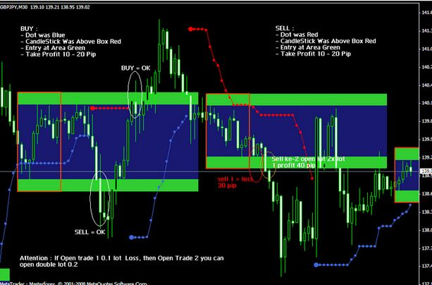 candle pips indicator